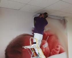Revêtements muraux, peinture - Rouen