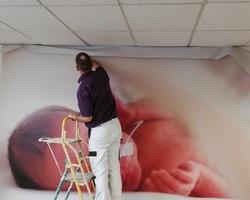 pose de revêtements, peintre - Rouen